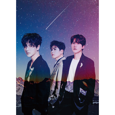 SUPER JUNIOR-K.R.Y.「Traveler」