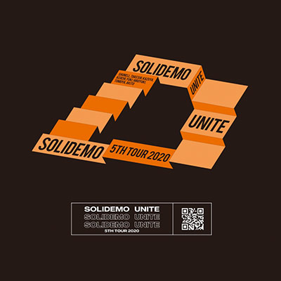 "SOLIDEMO""SOLIDEMO 5th TOUR 2020 UNITE""グッズ"