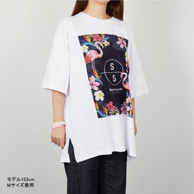 Tシャツ_ホワイト_M