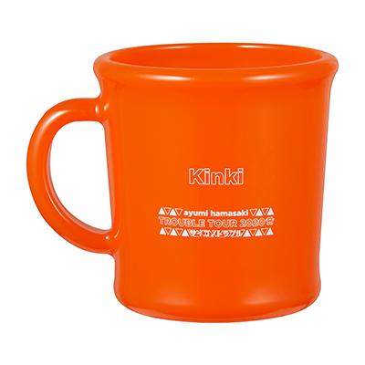 【地域限定】マグカップ(ORANGE)