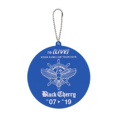 ラバーコースター Black Cherry(キーホルダー)