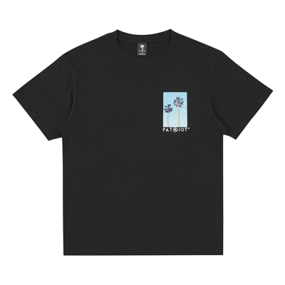 ULTRA JAPAN × PATRIOT Tシャツ・BLACK(M)