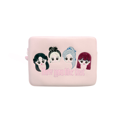 [H.Y.L.T] BLACKPINK CHARACTER LAPTOP SLEEVE