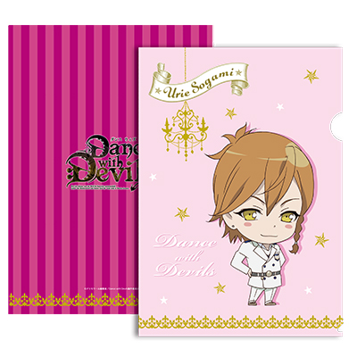 Dance with Devils A4クリアファイルセット(ウリエ)