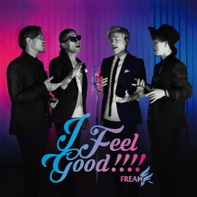 I Feel Good!!!!(CD+スマプラ)