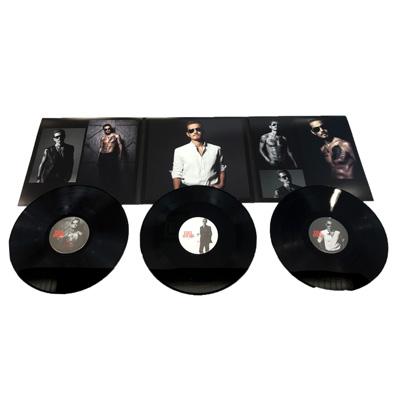 Music(アナログ盤3枚組+スマプラ)【完全初回限定生産盤】