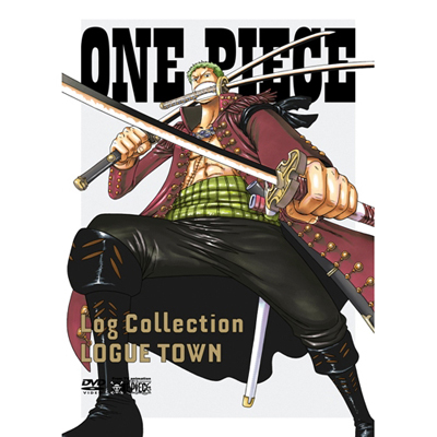 """ONE PIECE Log  Collection  """"LOGUE TOWN"""""""