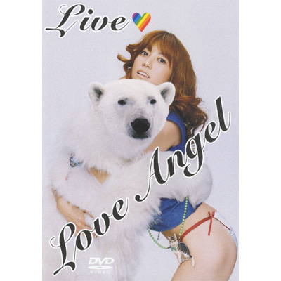 "hitomi LIVE TOUR 2005""Love Angel"""