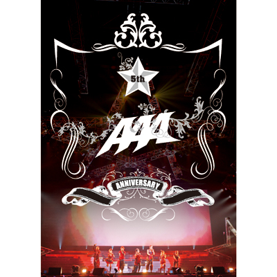 AAA 5th Anniversary LIVE 20100912 at Yokohama Arena