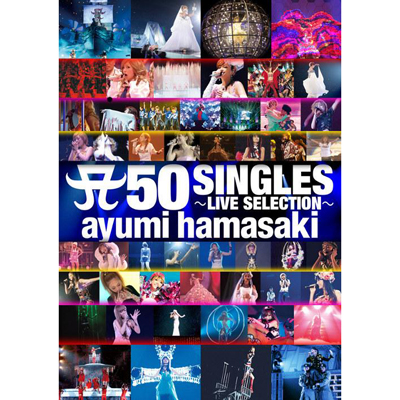A(ロゴ) 50 SINGLES ~LIVE SELECTION~(DVD)