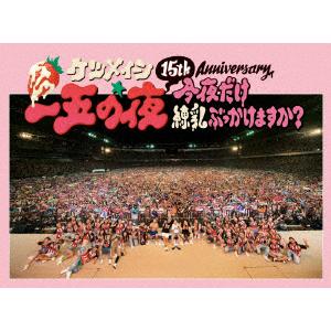 15th Anniversary「一五の夜」 ~今夜だけ練乳ぶっかけますか?~(2枚組DVD)