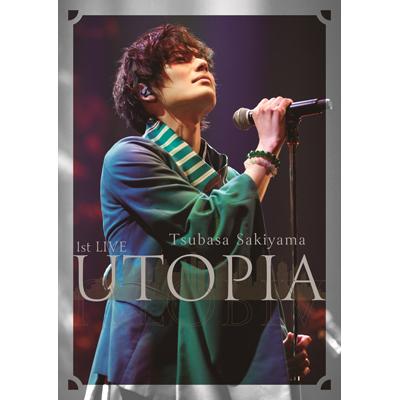 崎山つばさ1st LIVE -UTOPIA- (DVD+CD2枚組)