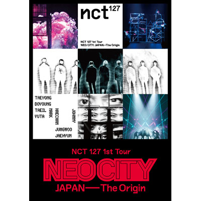 NCT 127 1st Tour 'NEO CITY : JAPAN - The Origin'【2枚組DVD(スマプラ対応)】