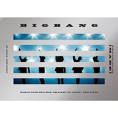 BIGBANG WORLD TOUR 2015~2016 [MADE] IN JAPAN:THE FINAL(2枚組DVD+スマプラ)