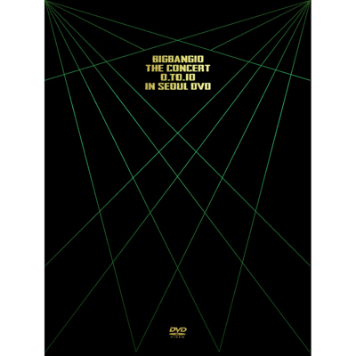 BIGBANG10 THE CONCERT 0.TO.10 IN SEOUL DVD【初回生産限定盤】(3枚組DVD+2枚組CD)