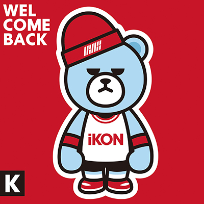WELCOME BACK(CD)[K盤]