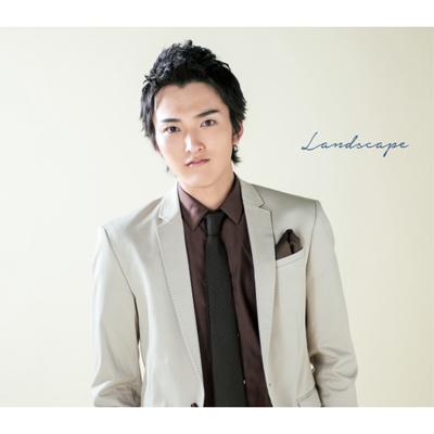 Landscape【メンバーソロジャケット:佐々木 和也】