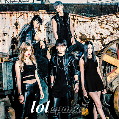 spank!!【mu-moショップ・イベント会場限定盤】(lol ver.)