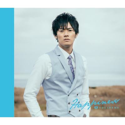 <mu-moショップ・イベント会場限定商品>Happiness【山口ジャケver.】(CD)