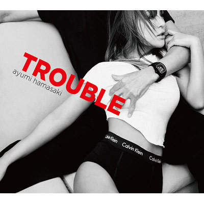 TROUBLE【初回生産限定盤★ジャケB】(CD+Blu-ray+グッズ+スマプラ)