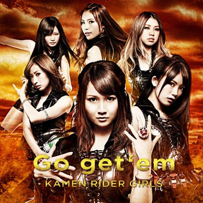 Go get 'em(CD+DVD)