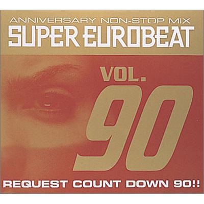 SUPER EUROBEAT VOL.90~ANNIVERSARY NON-STOP MIX~