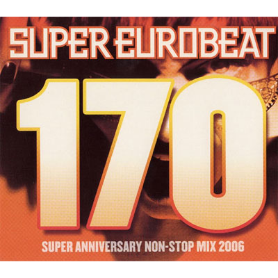 SUPER EUROBEAT VOL.170