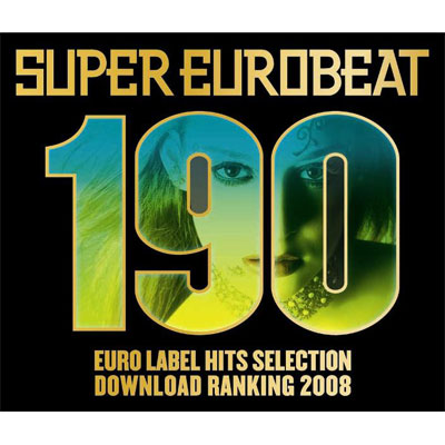 SUPER EUROBEAT VOL.190