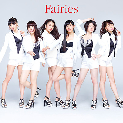 Fairies(1stアルバム)【CD+DVD】