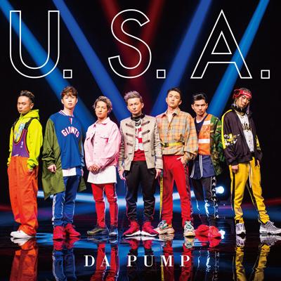 U.S.A.【初回限定生産盤 A】(CD+DVD)