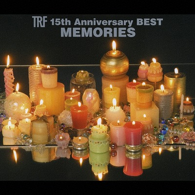 TRF 15th Anniversary BEST - MEMORIES -
