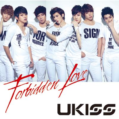 Forbidden Love【CDシングル】