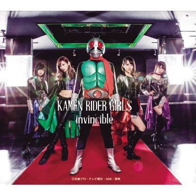 invincible【初回生産限定】(CD+Blu-ray)