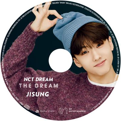 THE DREAM JISUNGver.(CD+スマプラ)【初回生産限定盤】