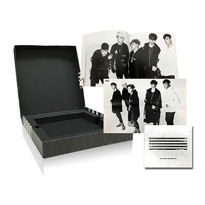 MADE SERIES(CD+3Blu-ray+PHOTO BOOK+スマプラ・ミュージック&ムービー)-DELUXE EDITION-