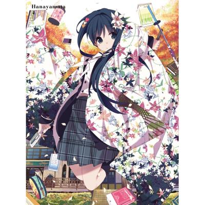 ハナヤマタ4 (Blu-ray+CD)