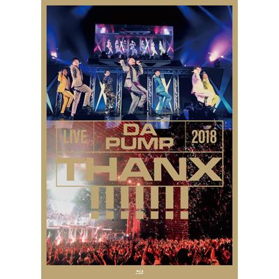 【通常盤】LIVE DA PUMP 2018 THANX!!!!!!! at 東京国際フォーラム ホールA<Blu-ray(スマプラ対応)>