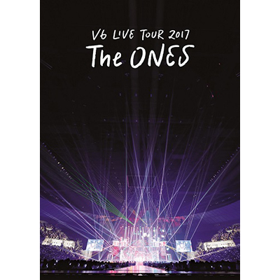 LIVE TOUR 2017 The ONES【通常盤】(Blu-ray2枚組)