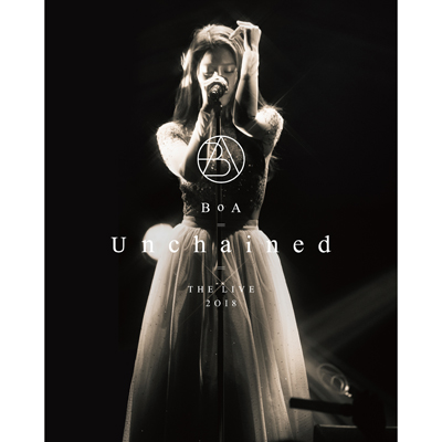 BoA THE LIVE 2018 ~Unchained~ 【Blu-ray Disc(スマプラ対応)】