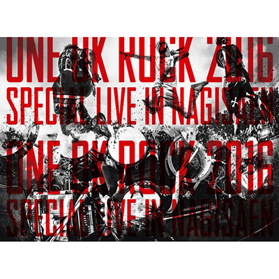 ONE OK ROCK 2016 SPECIAL LIVE IN NAGISAEN(DVD)