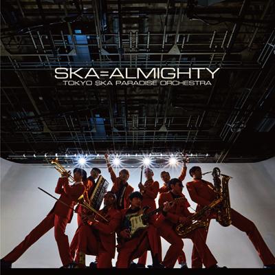 【CD ONLY盤】SKA=ALMIGHTY (CD)