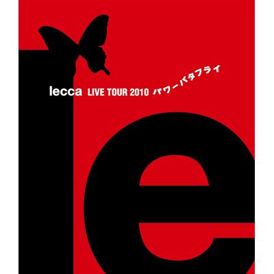 lecca LIVE TOUR 2010 パワーバタフライ【Blu-ray】