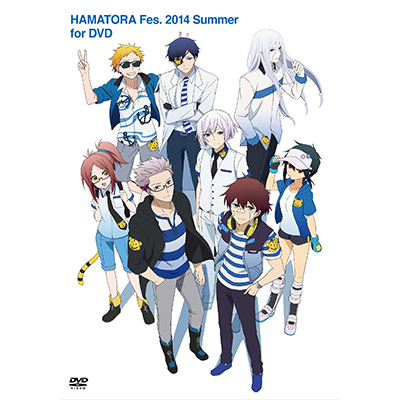 ハマトラFes.2014 Summer for DVD