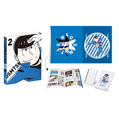 おそ松さん第2期  第2松(DVD)