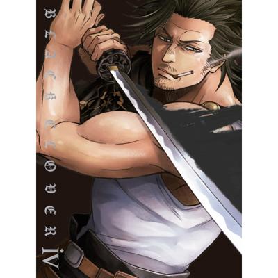 ブラッククローバー Chapter 4(DVD)