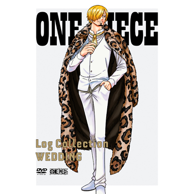 "ONE PIECE Log Collection ""WEDDING""(DVD)"