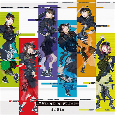 Changing point(CD)