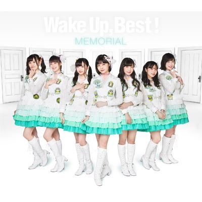 Wake Up, Best!MEMORIAL(8枚組CD+Blu-ray)