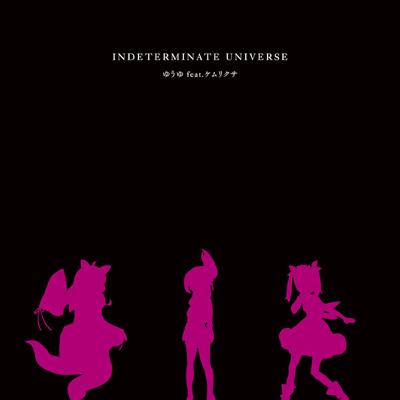 TVアニメ「ケムリクサ」エンディングテーマ『INDETERMINATE UNIVERSE』(CD)