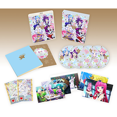 Pripara Season.3 Blu-ray BOX-2(Blu-ray4枚組)